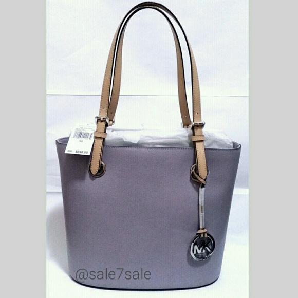 e38801ccbb5d Michael Kors Bags | Nwt Mk Leather Tote Shoulder Bag | Poshmark